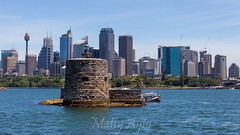 Fort Denison -2955 (Matty 8o) Tags: city trip light building water weather skyline clouds canon landscape photography photo construction scenery view photos harbour fort outdoor sydney picture australia scene photograph wharf pho denison sydneyharbour 2015 fortdenison 700d