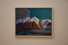 Ont - 2015-11-0453a (MacClure) Tags: toronto ontario canada art museum painting artgallery ago groupofseven artgalleryofontario baffinisland lawrenharris lawrensharris