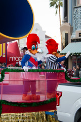 Macy's Holiday Parade (Disney Dan) Tags: travel winter usa america us orlando december unitedstates florida character unitedstatesofamerica northamerica characters fl universal universalstudios woodywoodpecker universalorlando 2015 universalstudiosflorida christmasseason universalpictures macysholidayparade winniewoodpecker universalorlandoresort othercharacters