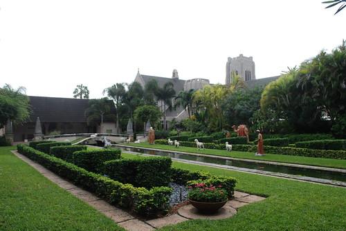 Bethesda By The Sea Episcopal Church   Palm Beach, FL   Cluett Garden