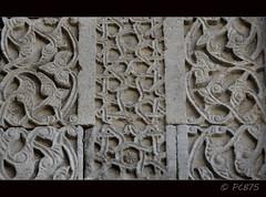 Entrellaats erzurians (PCB75) Tags: museum turkey museu madrasah kali trkiye central muse trkei madrassa turquia turkish kurdistan 1310 anatolia erzurum kurdish seljuks yakutiye medresesi ilkhanids  theodosiopolis manzikert selycidas hocayakut kurdistanatirkiy bakurkurdistan teodosipolis seljcides trkislameserleriveetnografyamzesi
