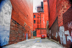 TG 15 12 12 032 (pugpop) Tags: alley pittsburgh pennsylvania stripdistrict hdr 2015