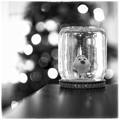Wonderful Christmas time! (Mister Blur) Tags: christmas 35mm wonderful happy navidad nikon holidays child time bokeh christmastree merry feliz 18 handcraft joyeuxnoel manualidad d7100