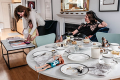 (Jack Simon) Tags: barbie teaparty