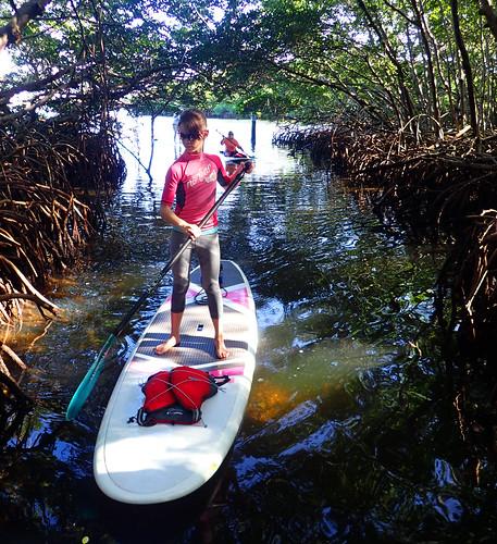 12_26_16 paddleboard Yoga Sarasota FL 18