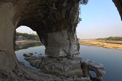 Elephant Trunk Hill, Guilin (RH&XL) Tags: elephant trunk hill guilin 桂林 广西 guangxi china lijiang overlook river