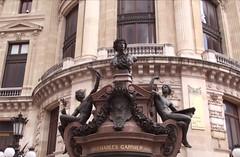 Paris Charles Garnier (Az-Jean) Tags: paris france palaisgarnier building statue balcony windows architecture art opera