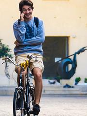 Riding happiness (© Guido Sorarù)