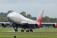B747-446 EI-XLG ROSSIYA (shanairpic) Tags: jetairliner b747 boeing747 shannon irish rossiya eixlg