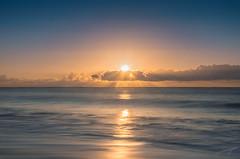 Peace (Francisco Zarabozo Pineda) Tags: mexico los cabos cabosanjose mardecortes sun sunrise sunset d7000 beach sea sand ocean colors longexposure clouds water hd zarabozo