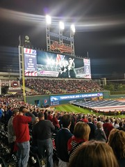 20161014_195108_Richtone(HDR) (reddawg5357) Tags: progressivefield clevelandindians cleveland clevelandohio chiefwahoo alcs indians tribetown tribetime mlb baseball bluejays
