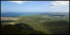Voh (Arnaud Huc) Tags: france ocanie nouvellecaldonie provincenord voh coeurdevoh ciel sky mer sea bleu panorama arnaudhuc d5100 paysage landscpe
