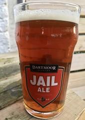 Dartmoor Jail Ale (Dave_S.) Tags: beer dartmoot jail ale torbryan pint glass england uk bitter
