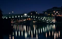 DSC_0323 (jimmy sobandith) Tags: nantes pont bridge night d3100 nikon 35mm