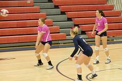DJT_4961 (David J. Thomas) Tags: sports athletics volleyball women lyoncollege scots hendersonstateuniversity reddies batesville arkansas