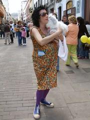 319128767 (FIC. Festival Internacional clownbaret) Tags: festivalinternacionalclownbaret fic 2006 la laguna clown fools militia