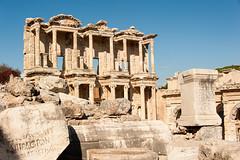 107 - Ephesus-153 (mark.breen) Tags: ephesus turkey library celsus libraryofcelsus