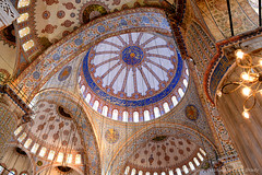 The Blue Mosque, Istanbul (Chris Brady 737) Tags: istanbuloctober2016 blue mosque istanbul turkey sultan ahmed