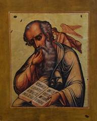 St John the Theologian (bobosh_t) Tags: iconexhibit icons iconography orthodoxy easternorthodoxy icon