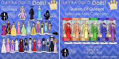 Royal Collection + Reward (Ashleey Andrew) Tags: garbaggio sl secondlife second life virtual world original mesh dolls gacha toys