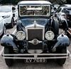 SCE_8499 (staneastwood) Tags: staneastwood stanleyeastwood morrisregister morris oxford vintage car vehicle morrisoxford saloon headlights radiator grill ev7689 oxford6 series6