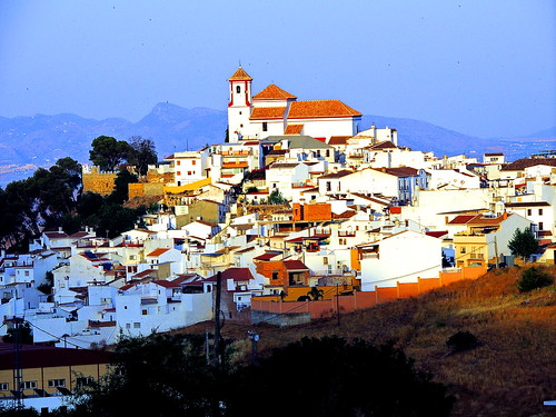 <Panorámica> Alozaina (Málaga)