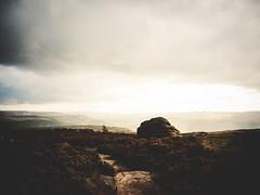 The Peak District (Chris-Green) Tags: rock vsco peaks light landscape olympus camerabag
