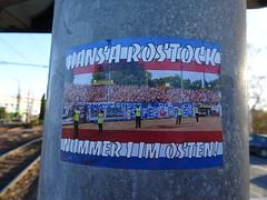 Hansa Rostock - No. 1 in the East (fchmksfkcb) Tags: rostock mecklenburgvorpommern mecklenburg mecklenburgwesternpomerania
