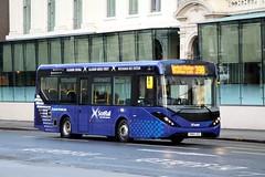 41601 SN65ZGZ Glasgow Citybus (busmanscotland) Tags: 41601 sn65zgz glasgow citybus sn65 zgz ad adl alexander dennis e20d mmc wcm west coast motors
