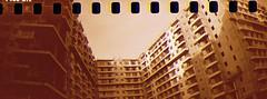 l'appartement (vinskatania) Tags: lomographysprocketrocket lomosprocketrocket sprocketrocket believeinfilm staybrokeshootfilm filmphotography lomography sephia t400cn