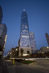 Freedom Tower 11/17/16 (Daniel Portalatin Photography) Tags: danielportalatinphotography newyorkcity freedomtower worldtradecenter dusk