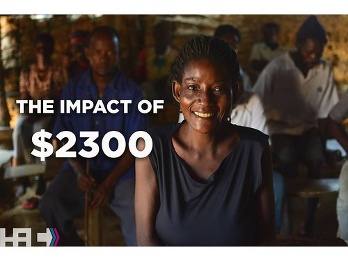 One of the many impacts of $2300 with Health Access Connect: enables the Ugandan healthcare system to better serve its citizens