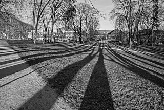 Shadowy Besançon - France [Explored 03-12-16]