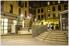 Italian Centre (Ben.Allison36) Tags: italian centre glasgow scotland night shot chrismas lights hand held