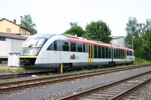 HLB: VT 303 in Butzbach-Ost