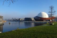 20161204 08 Groningen - Bloemsingel (jack_of_hearts_398) Tags: 2016 winter nederland netherlands niederlande groningen stad bloemsingel infoversum dot