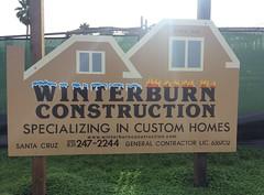 Winterburn (Indra Kupferschmid) Tags: snow fire letters snowcapped