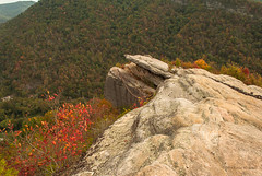 Chained Rock (Back Road Photography (Kevin W. Jerrell)) Tags: pineville chainedrock pinemountainstateresortpark backroadphotography nikond60 chains autumn autumncolors fall scenic bellcounty kentucky