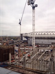 Going Up ! (GIIBRG) Tags: tottenhamhotspur spurs whitehartlane stadium coys thfc london n17 builditandtheywillcome