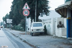 Renault 6 Tunisia 2016 (seifracing) Tags: citroen ami 8 tunisia 2016 seifracing spotting ecosse cars vehicles voiture transport traffic tunisie tunis police africa france french van