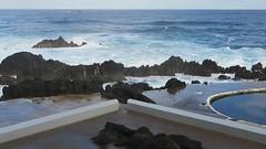 Big Wave movie - 21 secs (Jackie & Dennis) Tags: bigwave video madeira portomoniz aquanatura