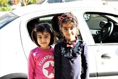 Iran Shiraz (rolfij) Tags: girls children sisters people posing iran shiraz kids