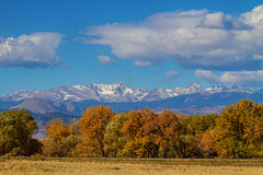 Rocky Mountain Front Range Colorful View (Striking Photography by Bo Insogna) Tags: colorado bouldercounty rockymountains continentaldivide peaks autumn seasons fall foliage colorful nature landscapes jamesinsogna