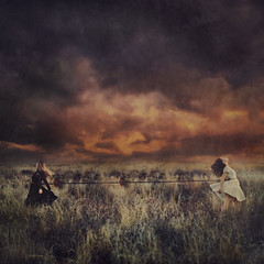 pulled apart (brookeshaden) Tags: brookeshaden fineartphotography conceptualphotography selfportraiture selfportrait