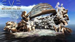 E.V.E When Atlantis Fell {Book 1} (eve.studio (Noke Yuitza)) Tags: eve crossroads ciutadel surrealism fantasy atlantis ice cracked broken