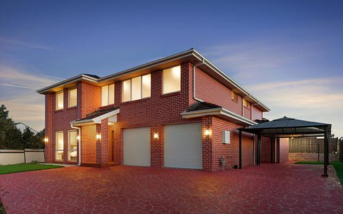 119 Arnold Avenue, Kellyville NSW 2155