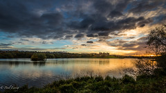Linlithgow Sunset (Paul S Ewing) Tags: linlithgow palace sunset edinburgh scotland uk loch
