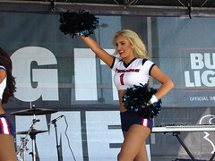 IMG_6991 (grooverman) Tags: houston texans cheerleaders nfl football game nrg stadium texas 2016 budweiser plaza nice sexy legs stomach canon powershot sx530
