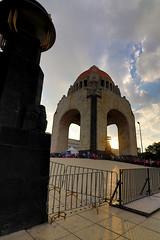 Revolucin (Pablo Leautaud.) Tags: mexico mexicocity cdmx centro granangular wideangle ultra urban urbano pleautaud monumento revolucion