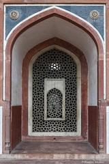 DSC5567 Mausoleo de Humayun (nichos exteriores), año 1565-72, Delhi (Ramón Muñoz - ARTE) Tags: delhi india mausoleo tumba de humayun